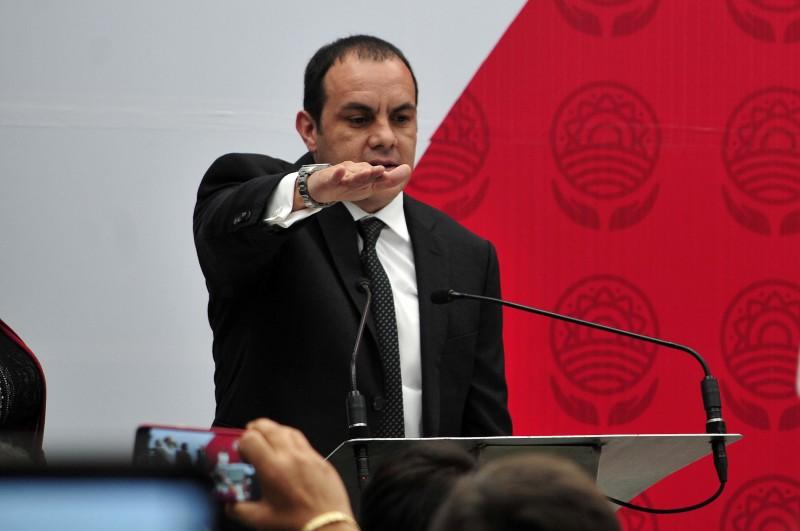Alcalde de Cuernavaca