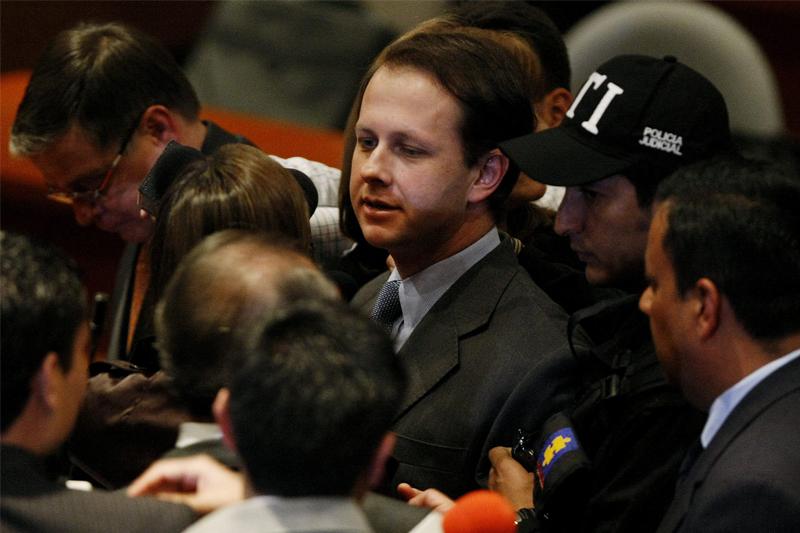 Fiscalía de EEUU expone razones para extraditar a exministro Arias a Colombia