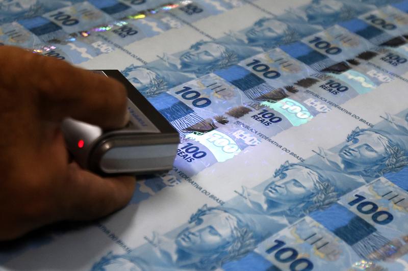 Billetes de Brasil