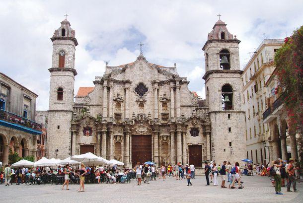 Casco histórico de Cuba