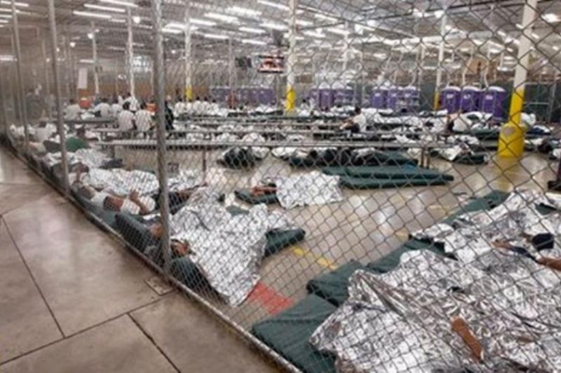 Centro de detención de ilegales