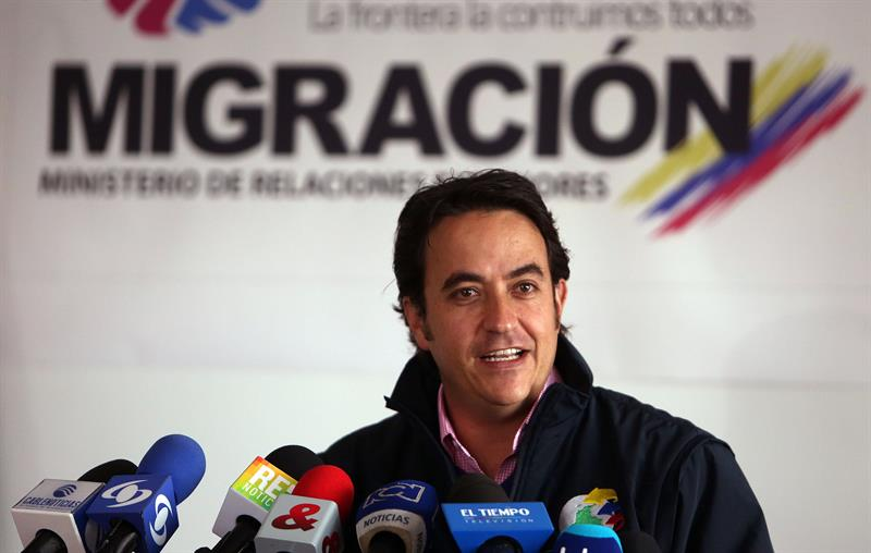 Colombia busca legalizar a venezolanos irregulares que residen el país