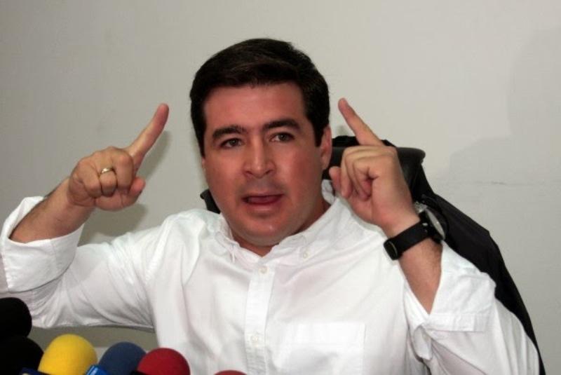 Trasladan a la cárcel a opositor venezolano Daniel Ceballos
