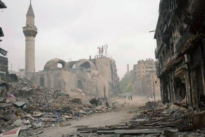 Daraya, Siria