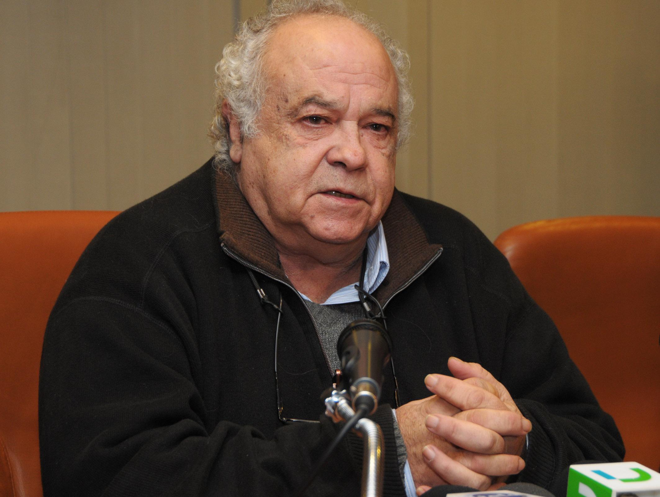Eleuterio Fernández Huidobro, ministro de la Defensa y fundador de los Tupamaros