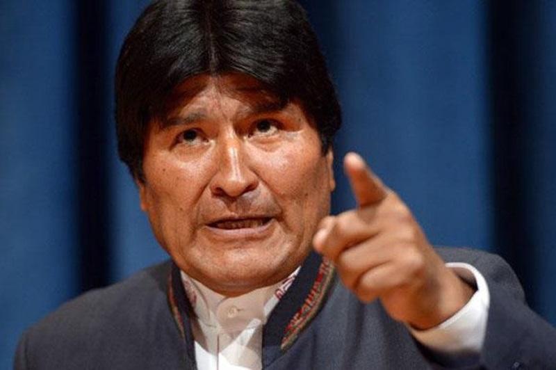 Evo Morales 800x532