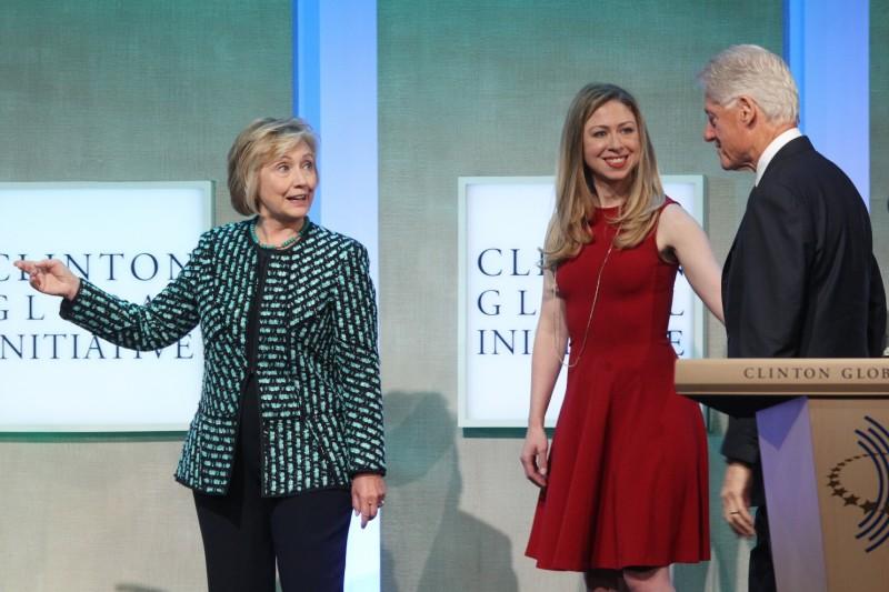 Fundación Bill, Hillary y Chelsea Clinton