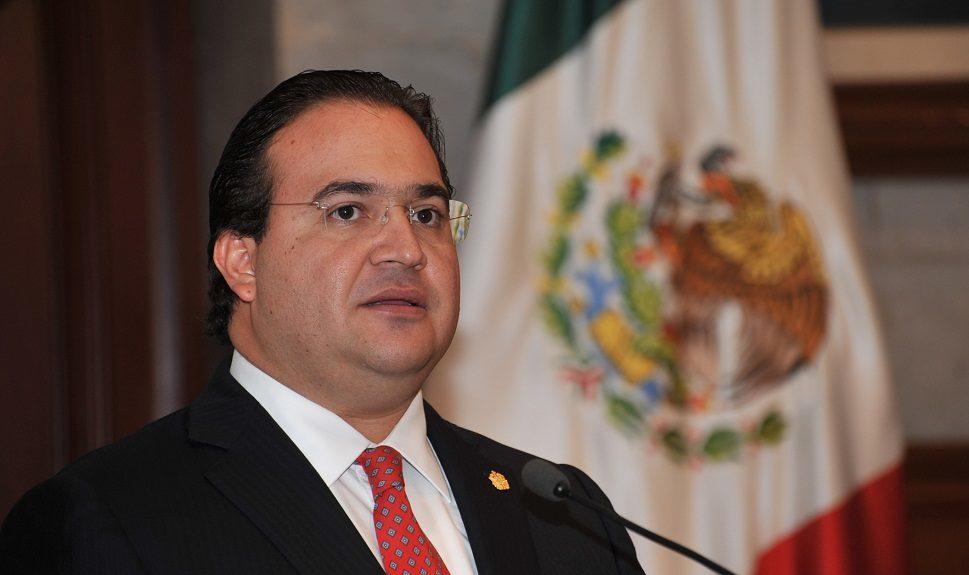 Javier Duarte de Ochoa, gobernador de Veracruz