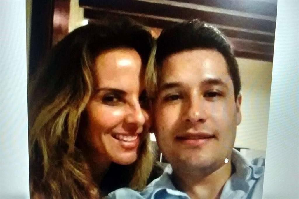 Kate del Castillo e hijo de El Chapo