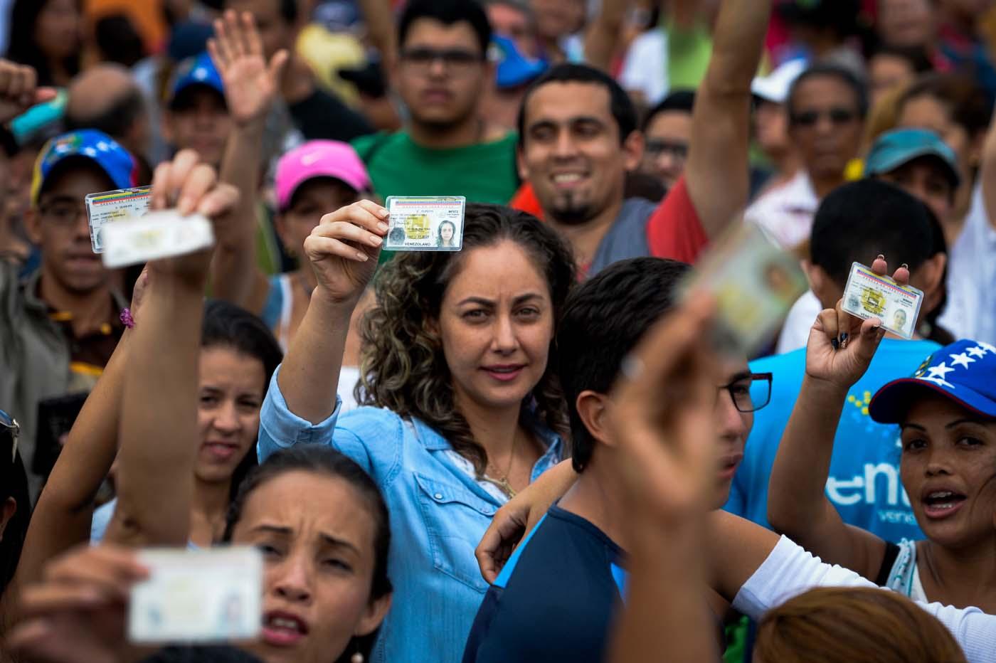 Marcha Venezuela