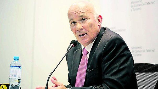 Eduardo Ferreyra, Ministro de turismo de Perú