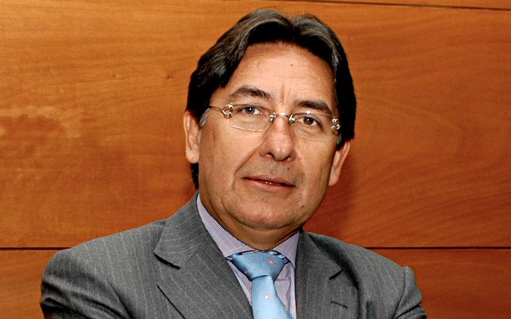 Néstor Humberto Martínez, nuevo fiscal general de Colombia