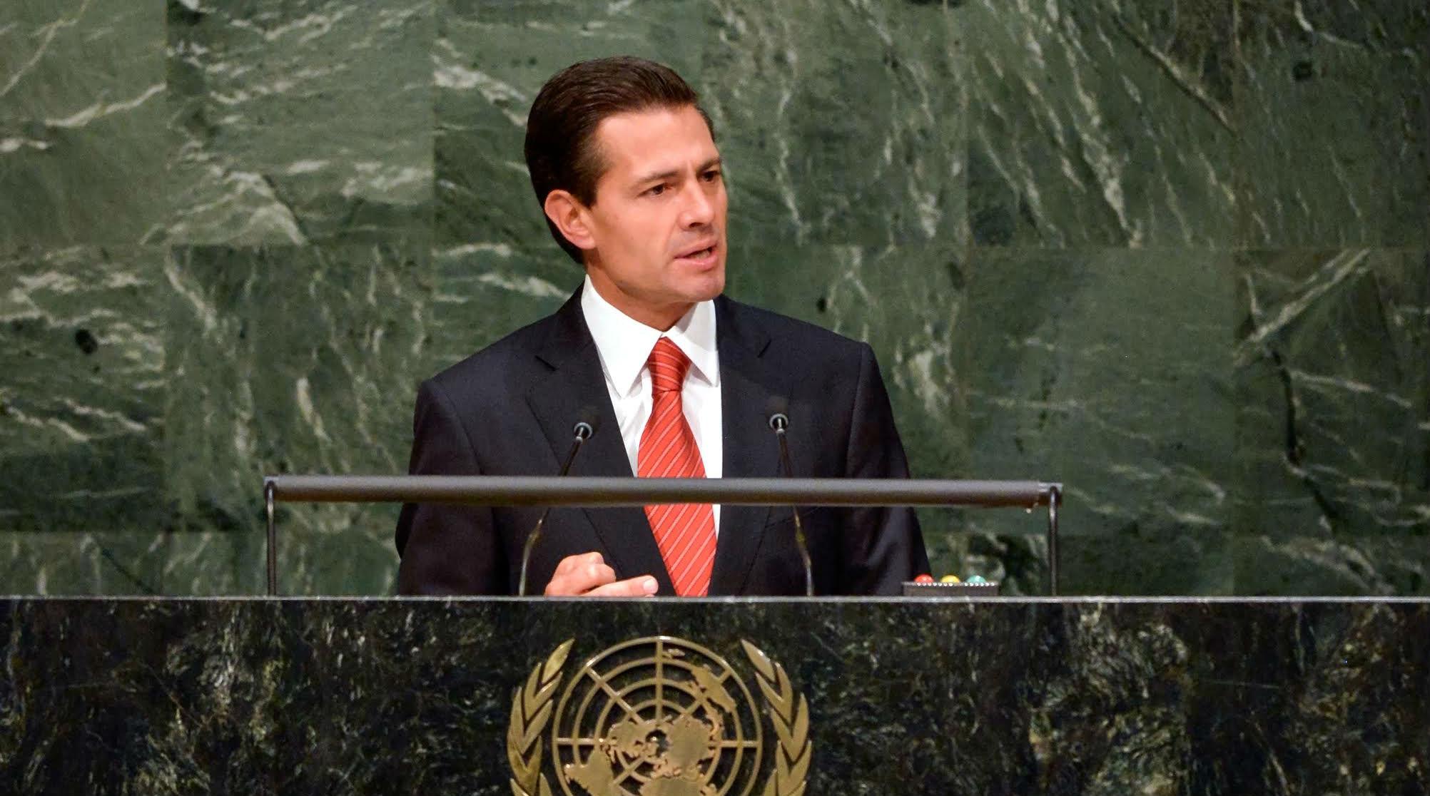 Peña Nieto ONU