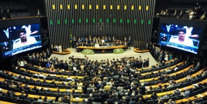 Senado brasileño