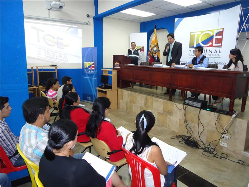 TCE Ecuador