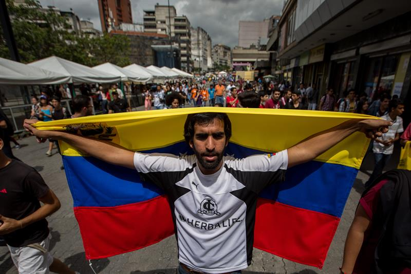 Venezuela revocatorio protesta