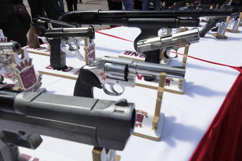 armas, Venezuela
