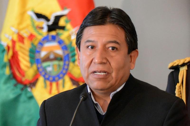 canciller boliviano