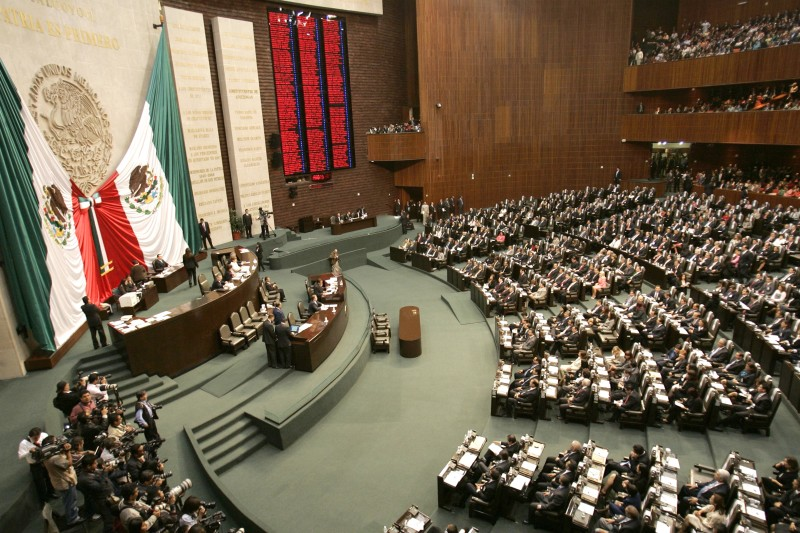 congreso de mexico