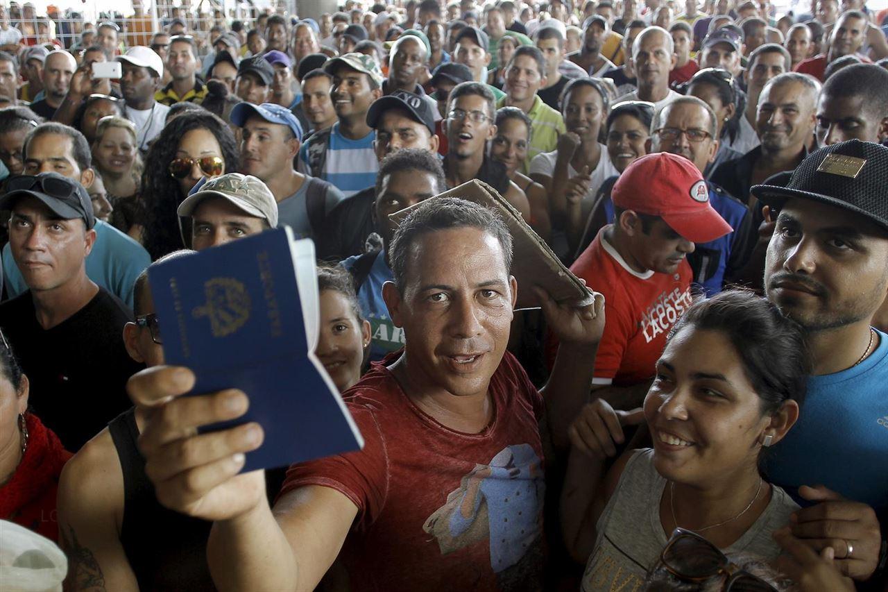 cubanos en panamá