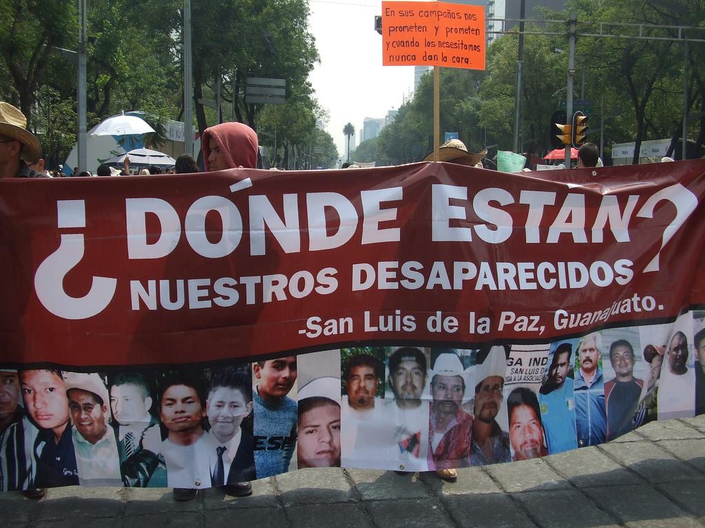 desparecido mexico