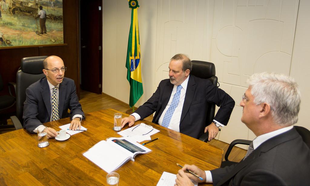 embajador brasilero