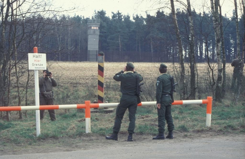 frontera alemana