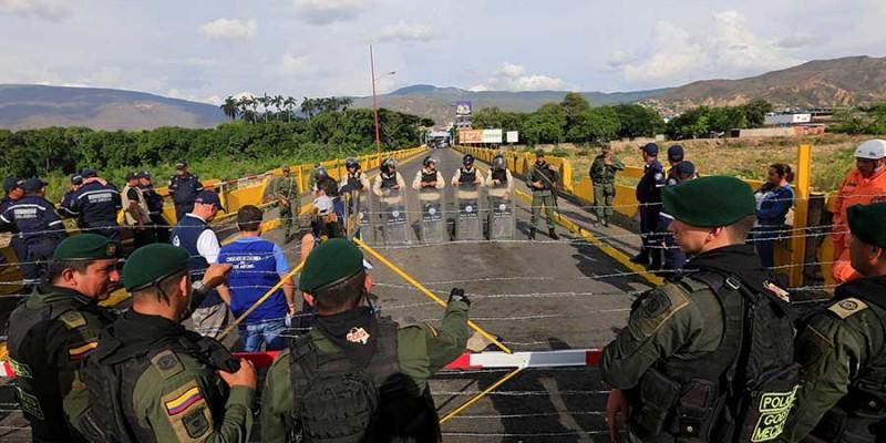 guardia colombiana