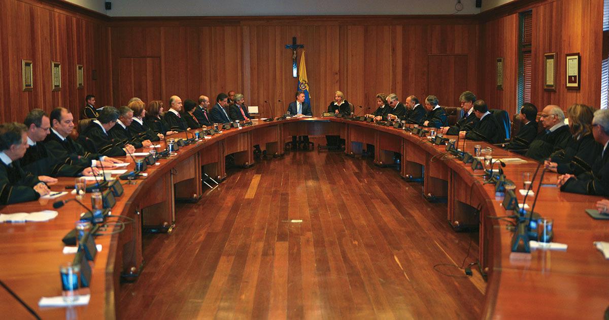 justicia colombiana
