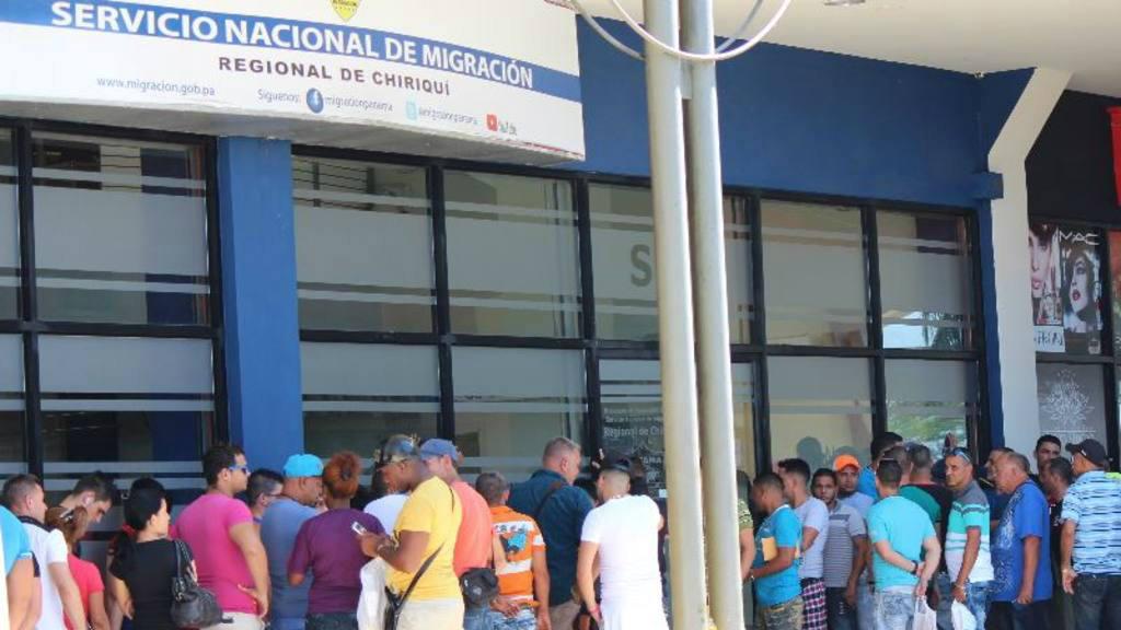 migrantes en panama