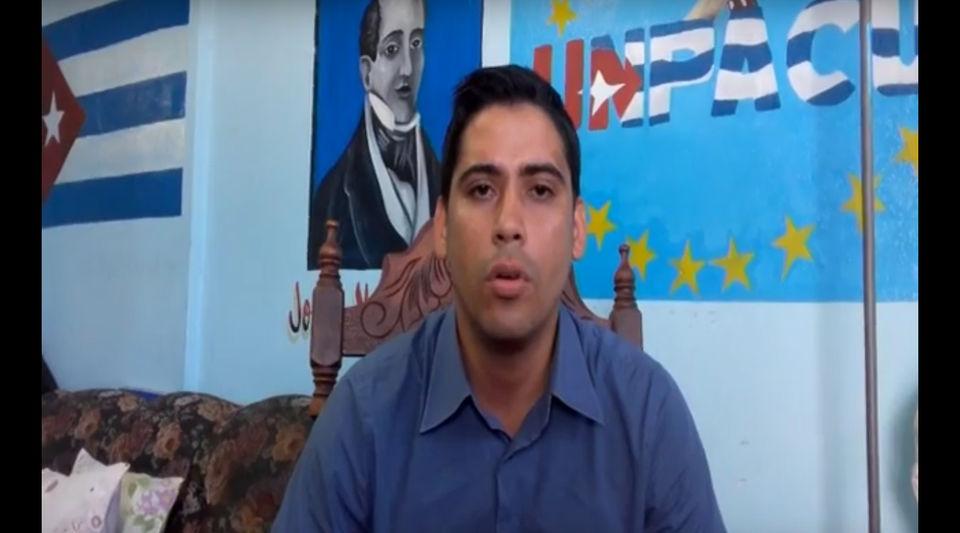 opositor cubano es