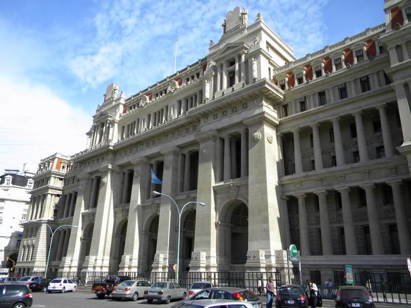 palacio de justicia de Argentina