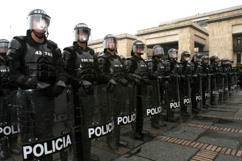 policia española