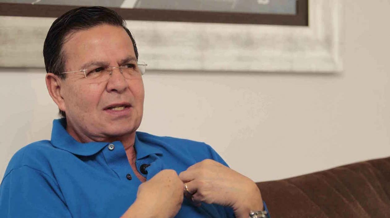 presidente hondureño