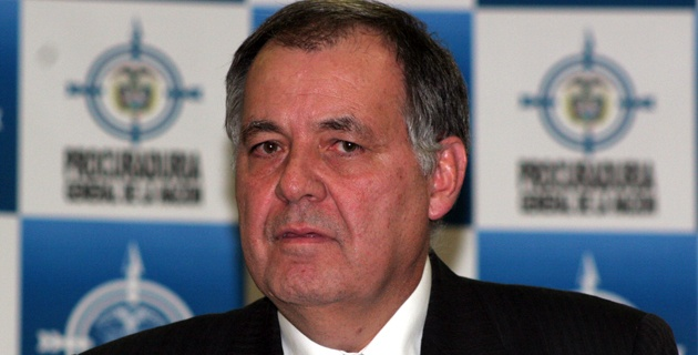 Alejandro Ordóñez, procurador general.