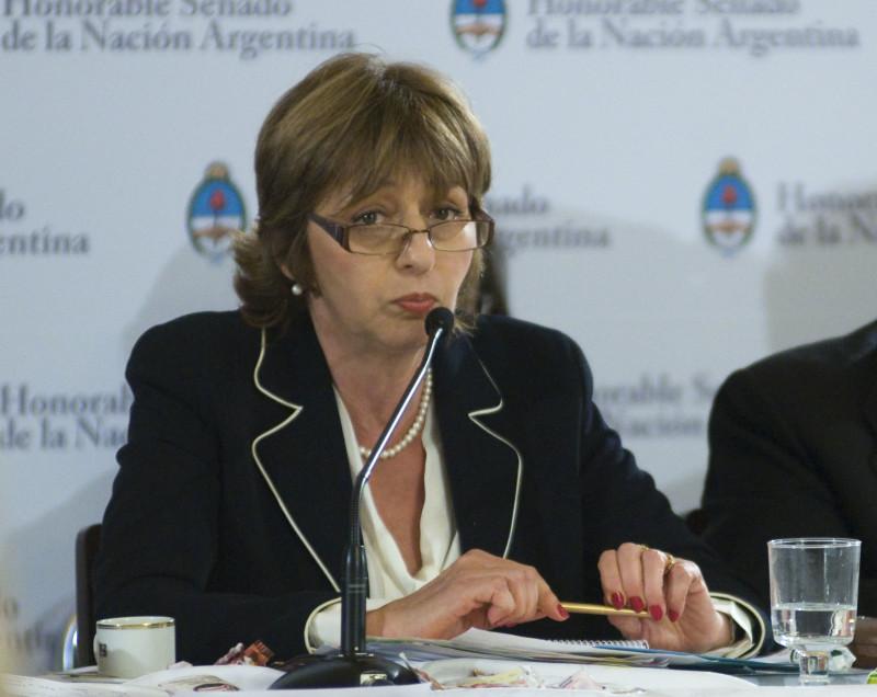 procuradora argentina