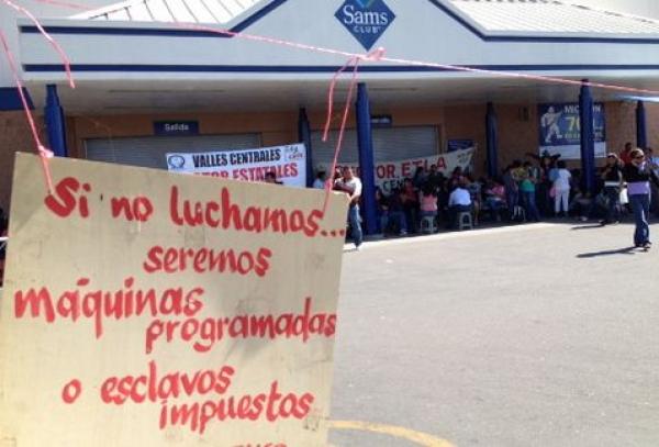 protestas cnte