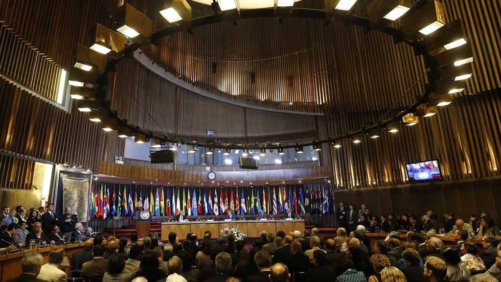 Foto Archivo/Asamblea SIP