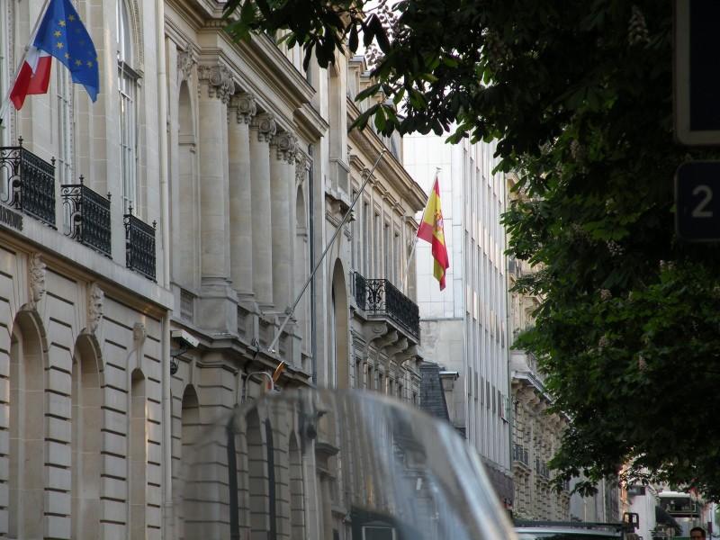 Embajada d España en París
