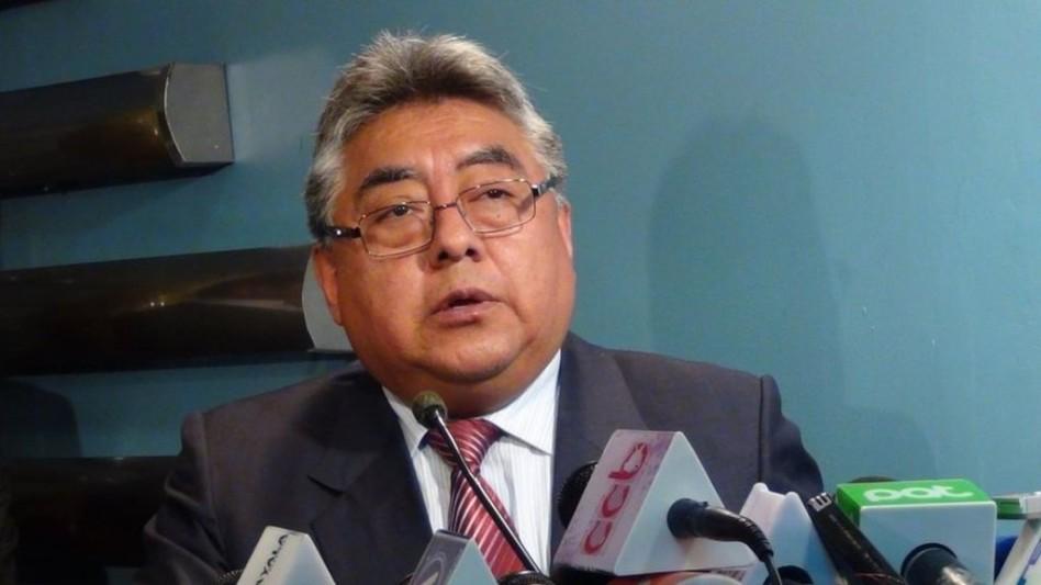 viceministro boliviano