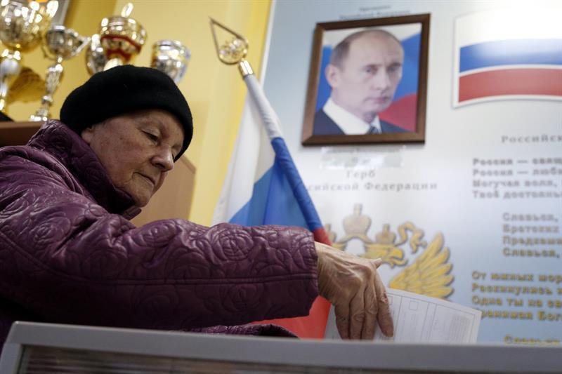 ELECCIONES RUSIA