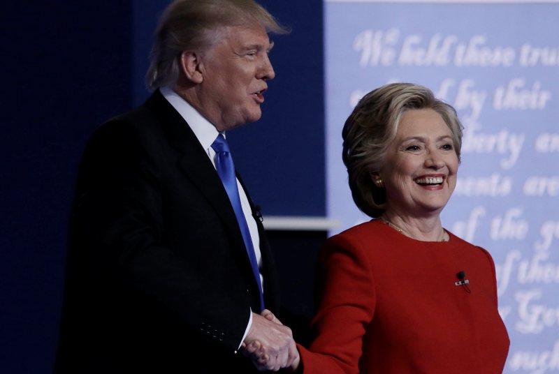 Primer debate de candidatos presidenciales estadounidenses