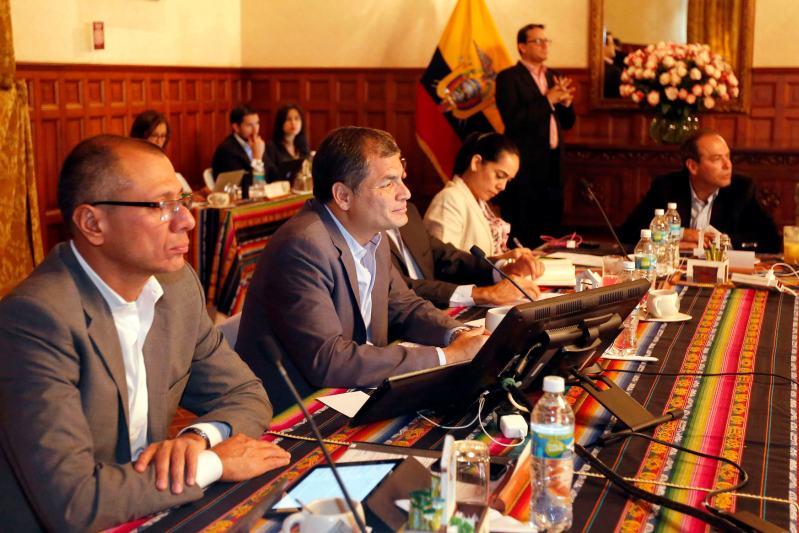 Gobierno ecuador