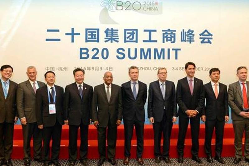 Macri reunión G20