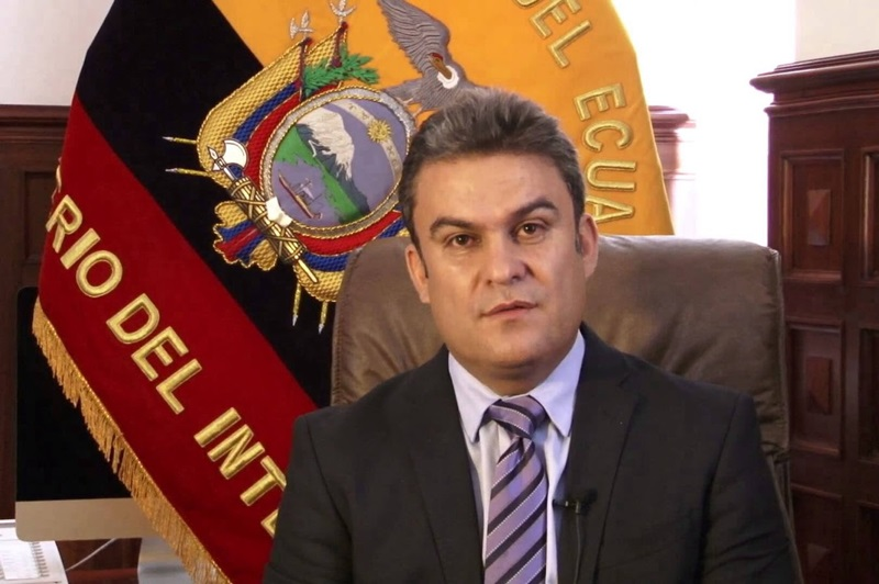 Ministerio de interior Ecuador