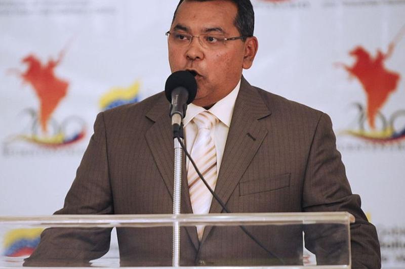 Ministro del interior venezolano pide investigar a for Nombre del ministro de interior y justicia 2016