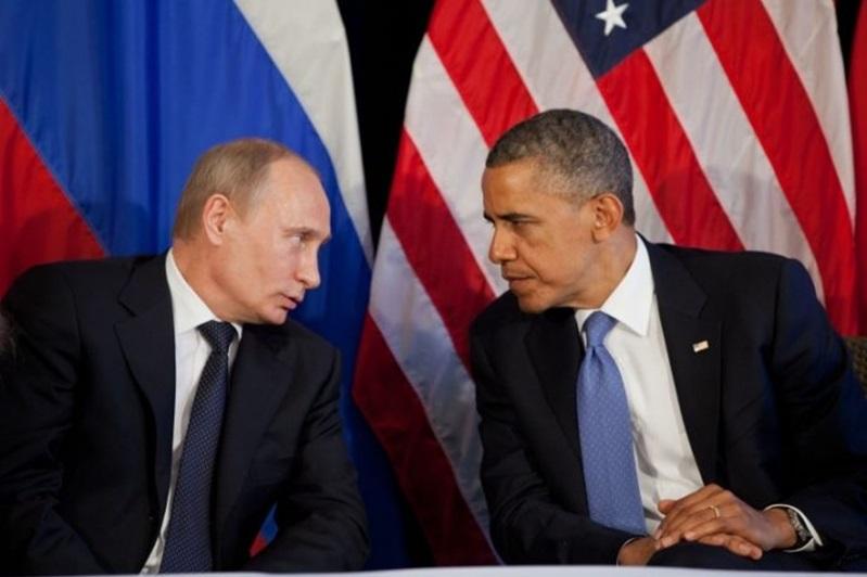 Putín y Obama