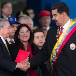Raul Castro y Maduro