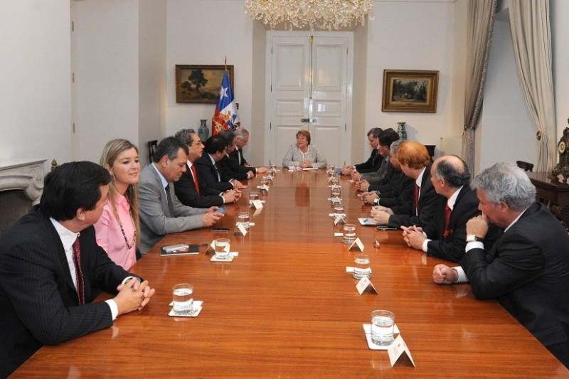 comision-de-relaciones-exteriores-de-la-camara-de-diputados-chile