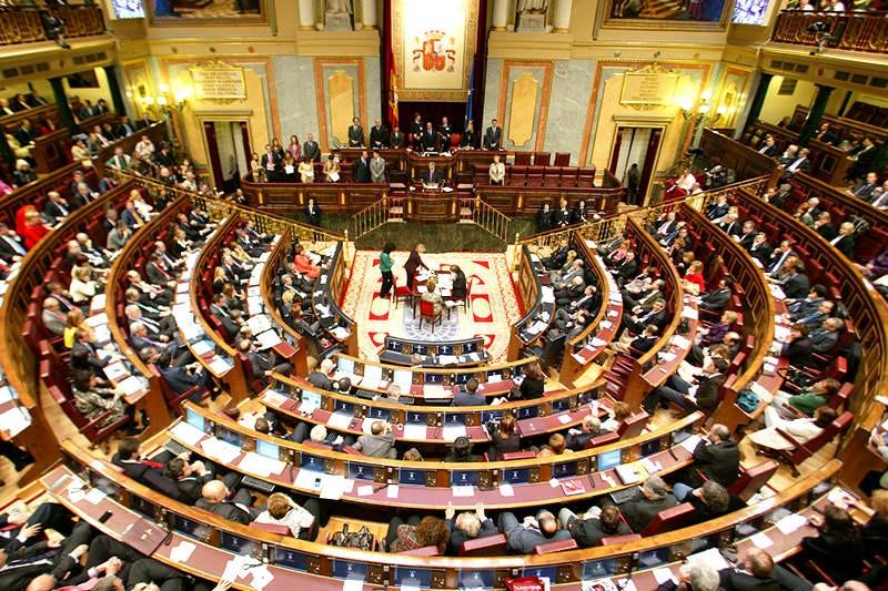 congreso español ES
